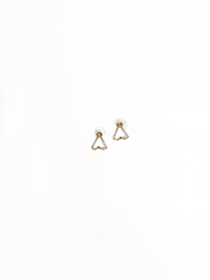 The Vikki Earrings Gold