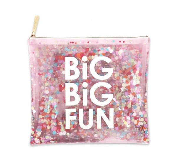 Big Fun Everything Pouch