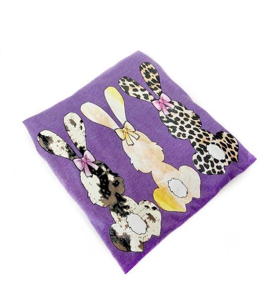Purple Bunny Tee