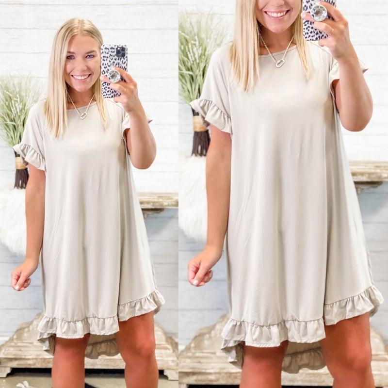 Outspoken Beauty Dress