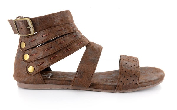 Terrance Chocolate Sandals
