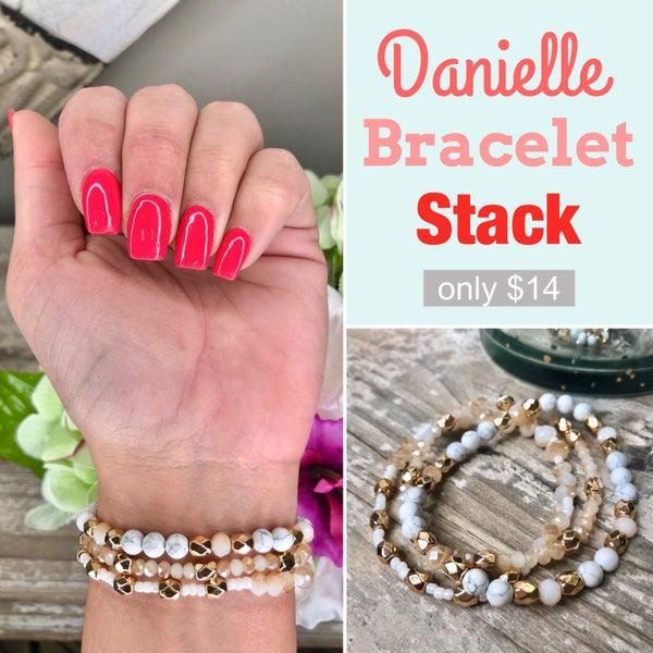 Danielle Bracelet Stack
