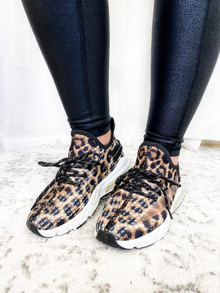 The Marlow Sneakers Leopard