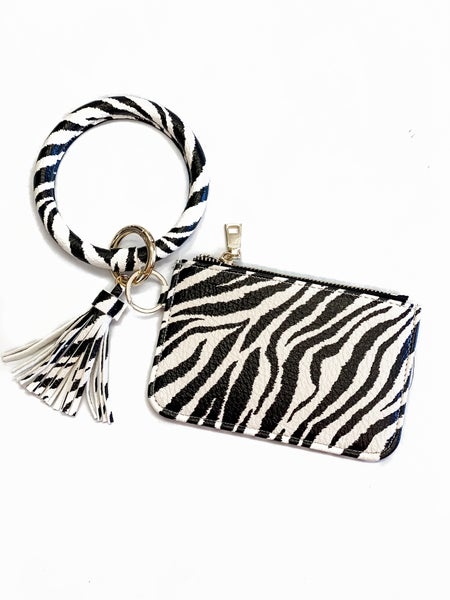 The Chandler Wristlet