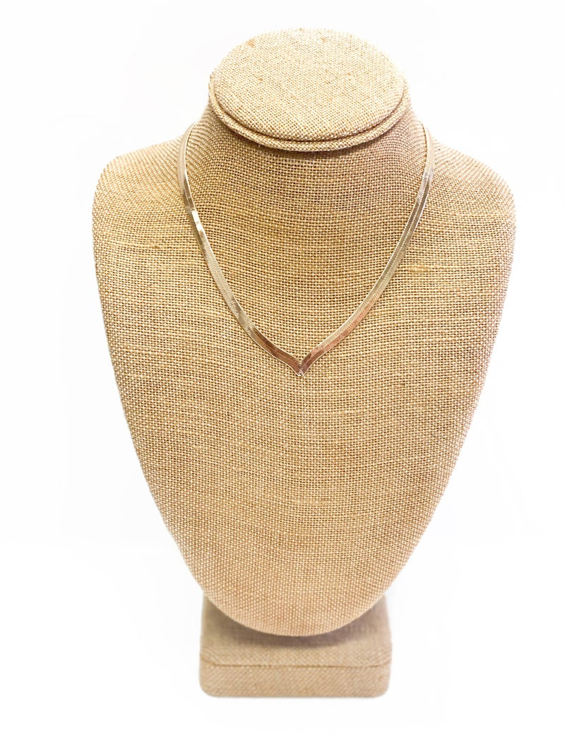 The Joann Necklace Gold