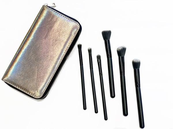 The Cameron Makeup Brush Case