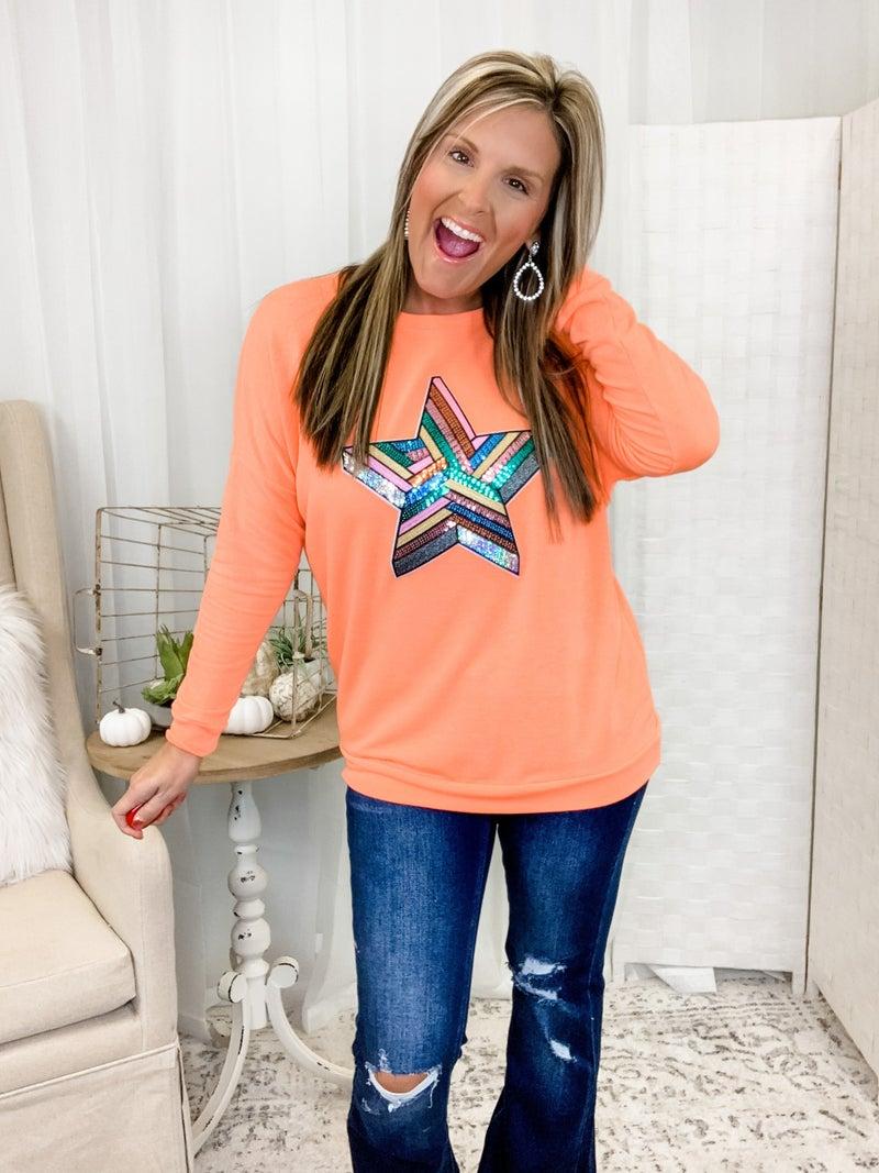Neon Nights Sweatshirt