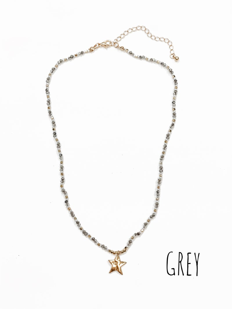 Anywhere She Goes Necklace