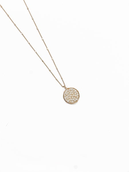 The Diane Necklace Gold