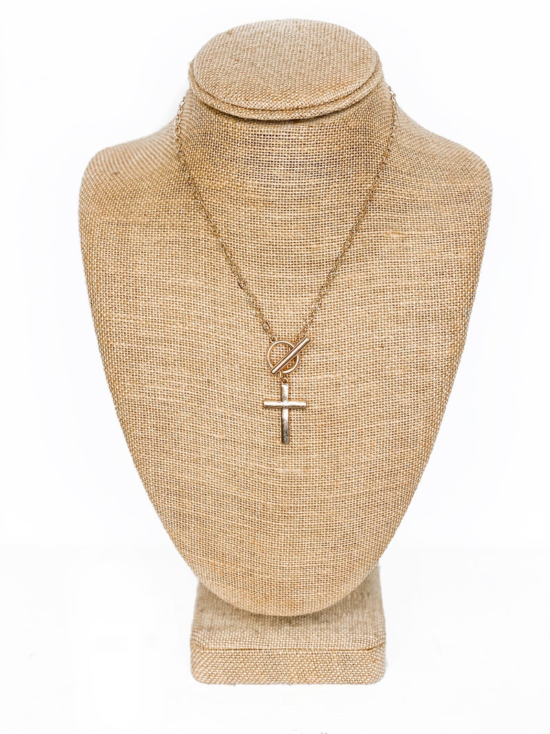 The Clara Necklace Gold