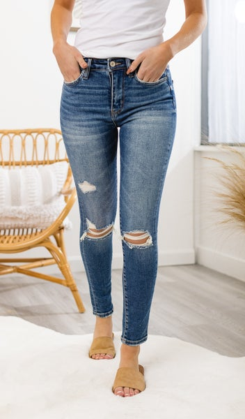 Better Together High Rise Skinny Jean