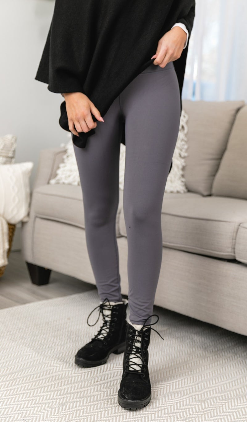 Year Of Ours Active Legging, Grey
