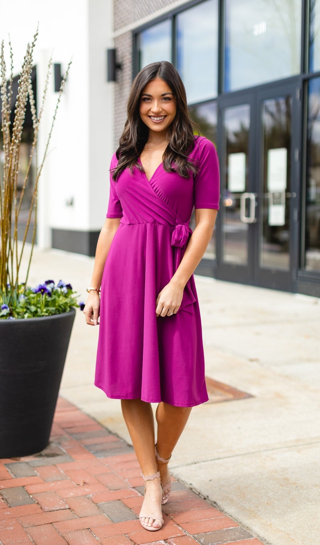 The Favorite Dress, Magenta