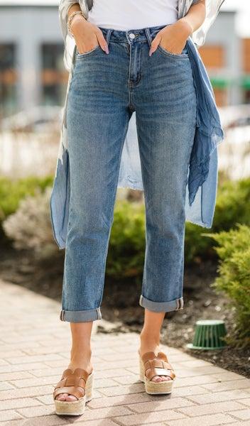 The Heidi Boyfriend Jeans New