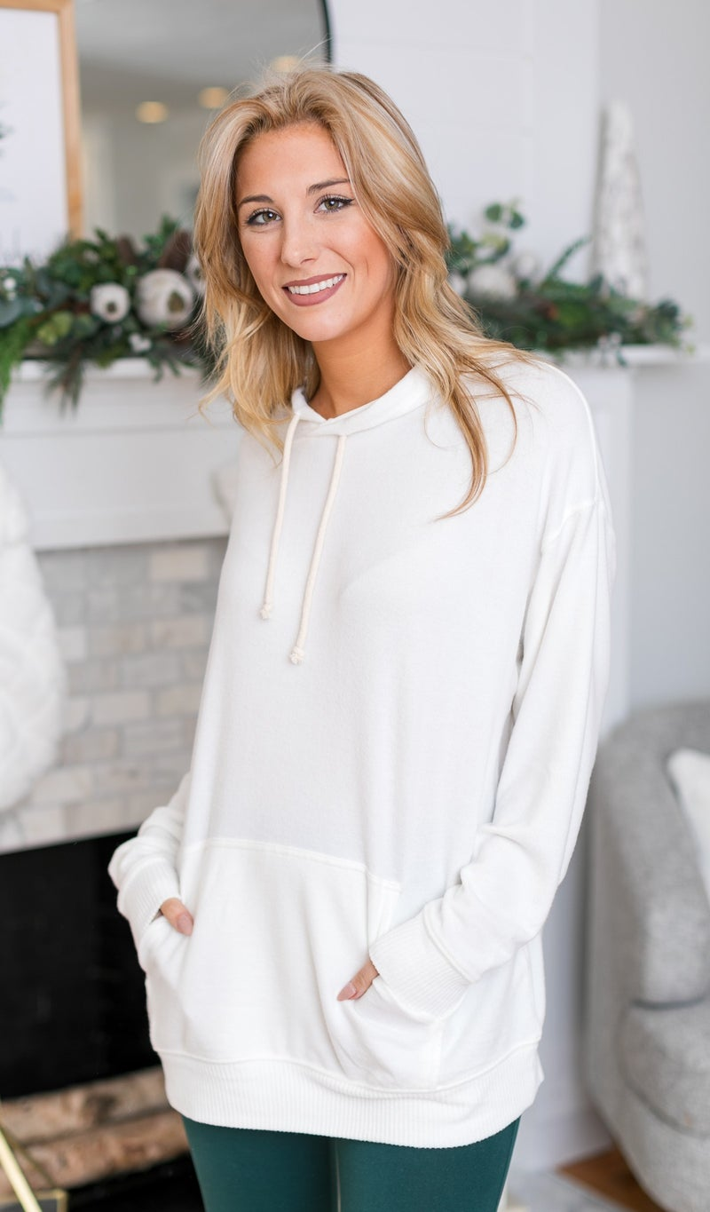 The Juliet Sweater, Ivory