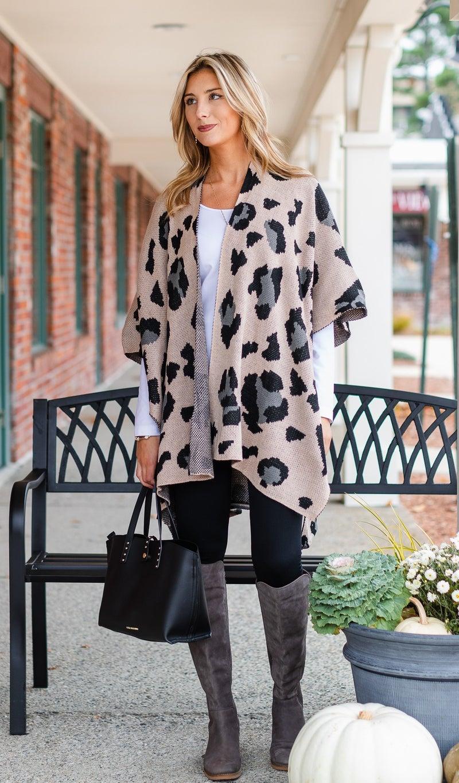 The Clara Kimono Sweater