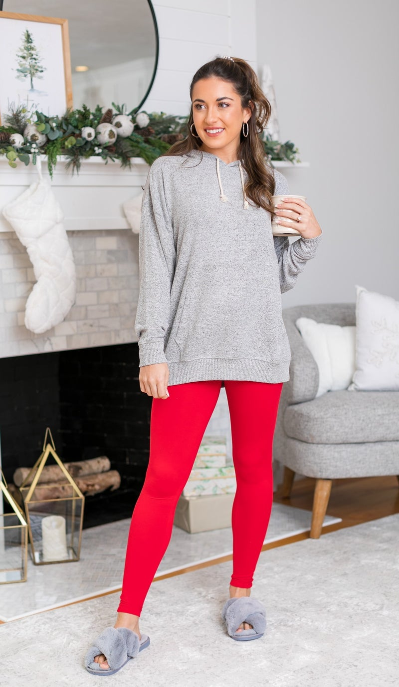 The Juliet Sweater, Grey
