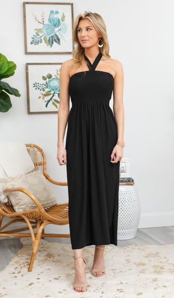 All I Really Want Dress, Black