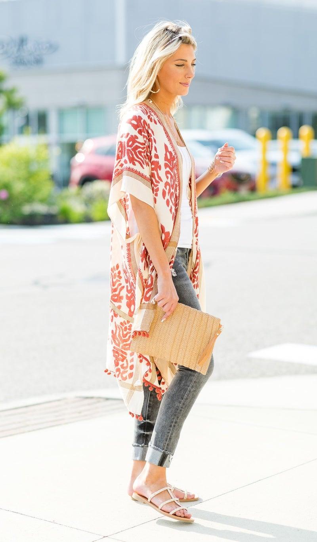 The Anguilla Kimono, Rust