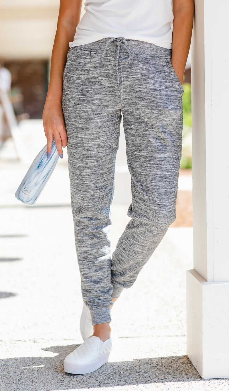 Stand Out jogger, Grey or Navy