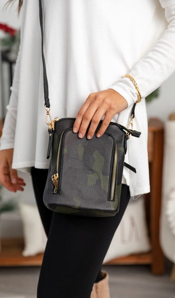 The Everyday Bag, Camo or Black