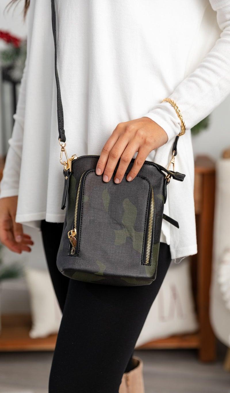 The Everyday Bag, Camo or Black