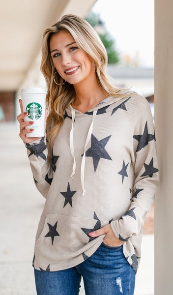 She's A Star Top