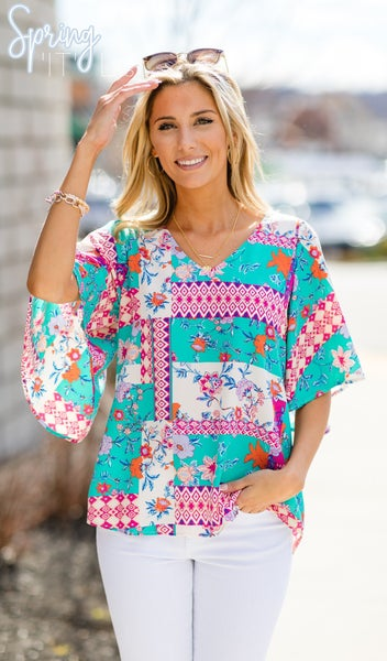 The Sommer Blouse, Multi