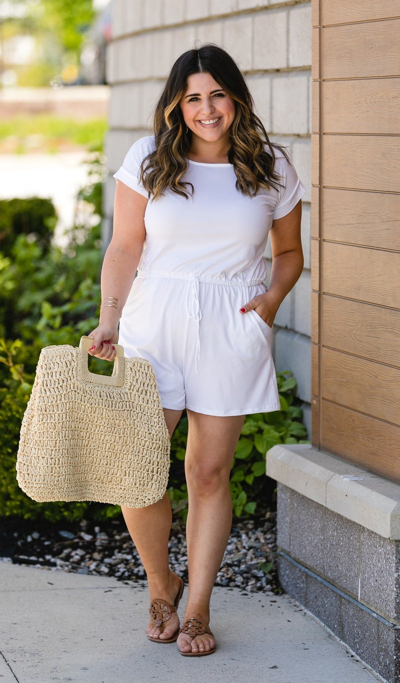 Endless Summer Tote, Natural or Brown