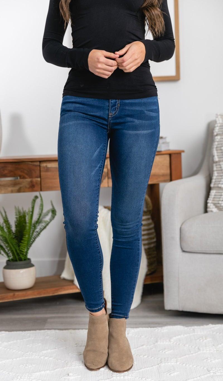 The Perfect Jean, Medium Wash