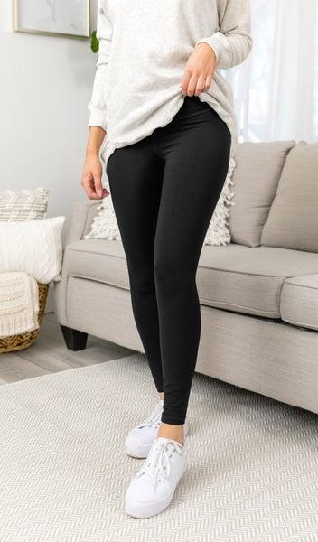 Self Love Leggings, Black