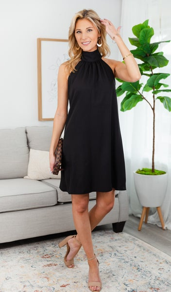 Dreaming of Chic Dress, Black lo