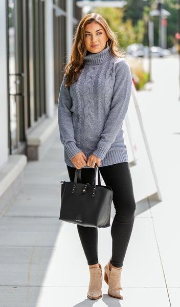 Fall Agenda Sweater
