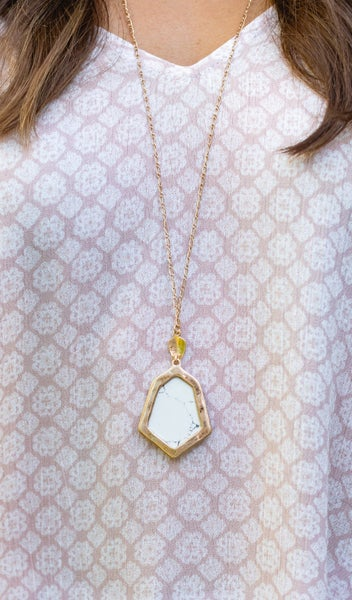 The Juliana Necklace, Gold