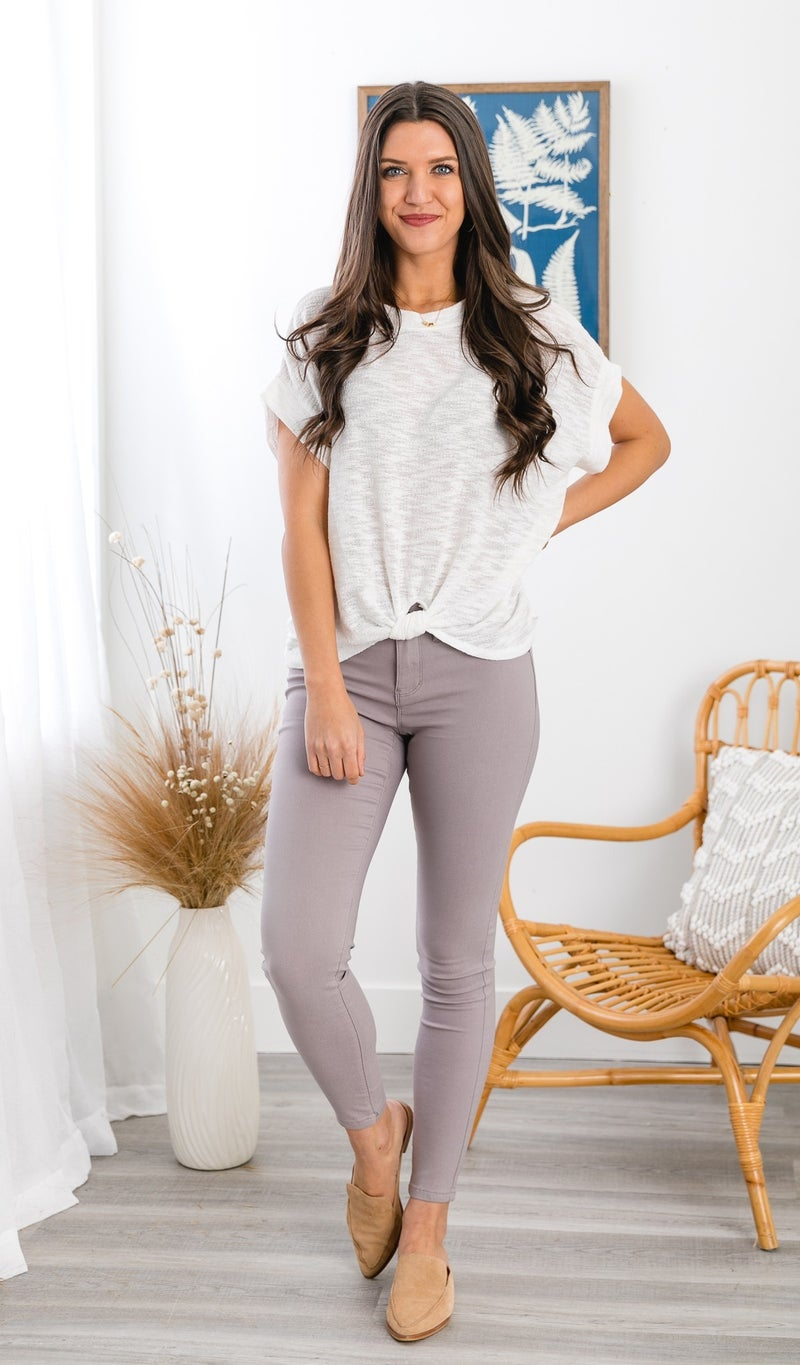 Next Best Thing Jeggings, Iris