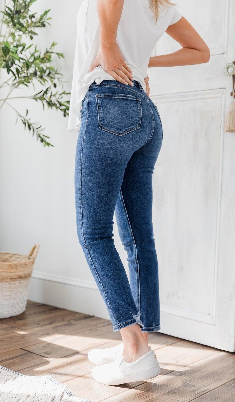 The Jamie Skinny Jean, Medium Wash