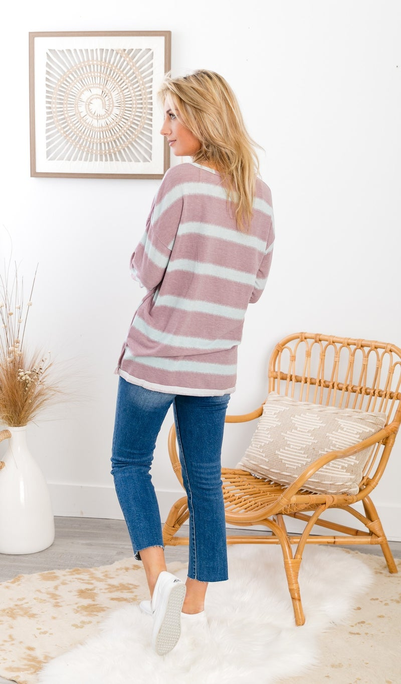 The Fiona Top, Pink