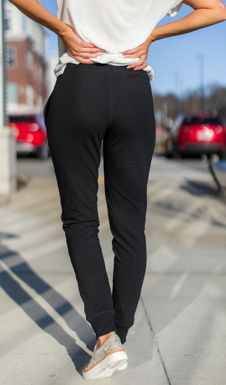 The Runway Jogger, Black