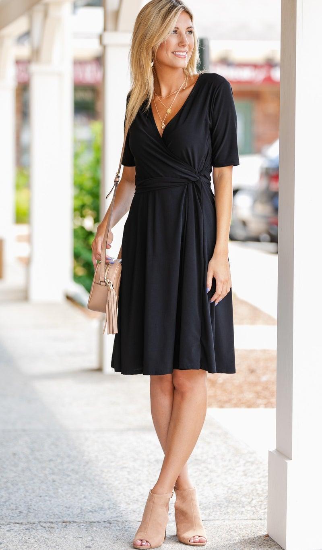 The Favorite Dress in Black