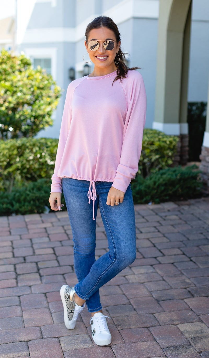 All Time Classic Top, Pink