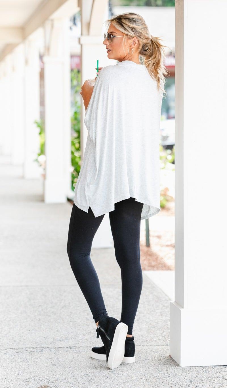 Premier Fleece Lined Leggings, Black