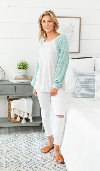 Just Another Day Top, Mint