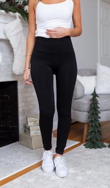 Feeling Great Legging, Black or Charcoal