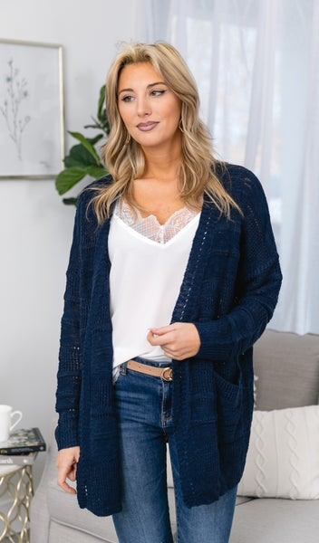 Jillian Cardigan, Navy