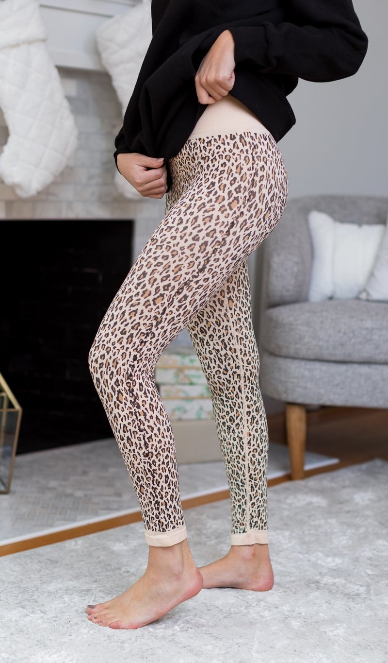 Feeling Sassy Legging, Cream Or Black
