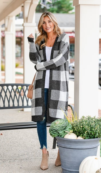 Take the Chill Away Cardigan