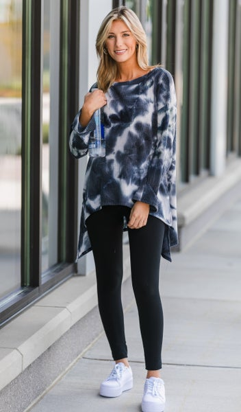 The Whimsical Top, Tie Dye