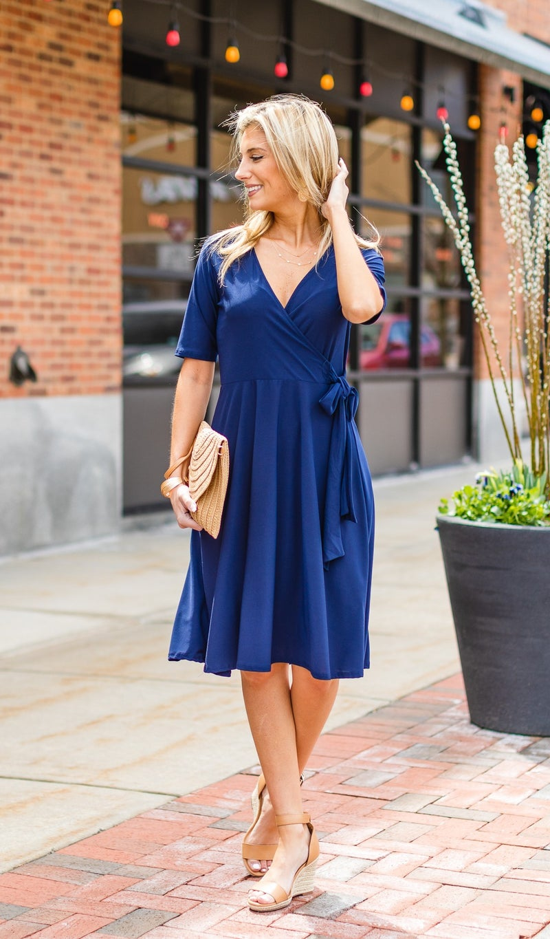 The Favorite Dress, Navy
