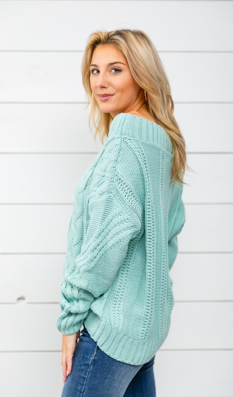 All You Need Sweater, Mint