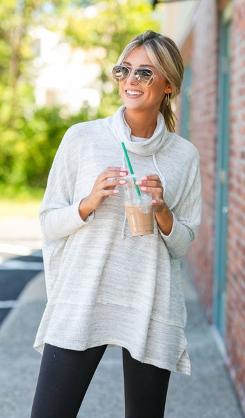 Any Day Of The Week Tunic, Ivory